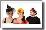 Hüte Erwachsene