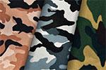 Camouflage / Tarnstoffe
