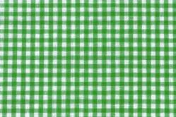 Vichy-Karo Allgäu 4 mm - reine Baumwolle - Grün