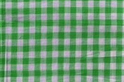 Vichy-Karo Allgäu 8 mm - reine Baumwolle - Grün