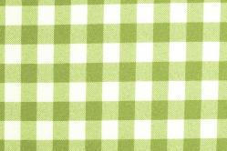 Universalstoff Vichykaro 1 cm - Hellgrün