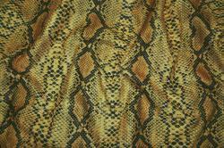 Microfaser Tierimitat - Anaconda