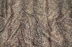 Microfaser Tierimitat - Schneeleopard Baby