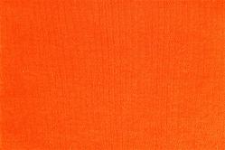 Strickbündchen - glatt - Orange