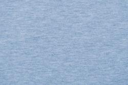 Strickbündchen - glatt - Hellblau Melange