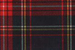 Schottenkaro Edinburgh - Blau großkariert