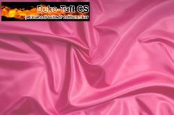Deko-Taft - permanent schwer entflammbar - 310 cm - Pink