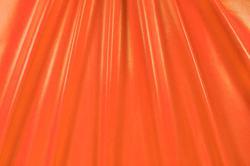 Neon-Stoff Elastic - Orange