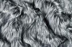 Pelz-Imitat - Polarwolf