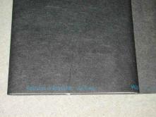 Einbügel-Vlieseline H250 stark - Graphit
