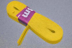 Schrägband 12/24 mm breit - 3 m - Gelb