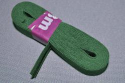 Schrägband 12/24 mm breit - 3 m - Grün