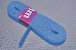Schrägband 12/24 mm breit - 3 m - Hellblau