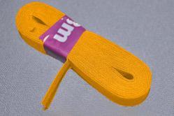 Schrägband 12/24 mm breit - 3 m - Orange
