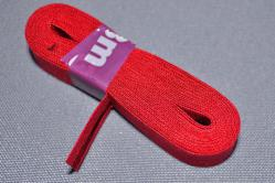 Schrägband 12/24 mm breit - 3 m - Rot