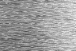 Leder Imitat - Metallic Streifen