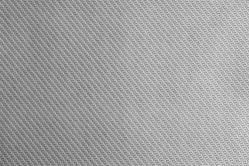 Leder Imitat - Metallic Stahlseil vertikal gewoben