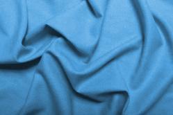 Leinen gewaschen - Himmelblau