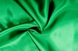 Hexen Satin - Grün