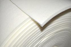 Schaumstoff - Meterware - 15 mm stark