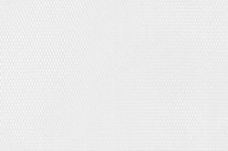 Garde-Tüllband 72 mm - 50 m Rolle - Weiß