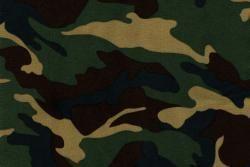Universalstoff leicht - Camouflage