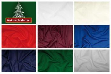 Dekorations Taft Weihnachten - uni