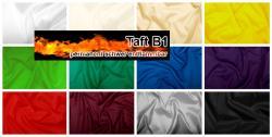 Taft - permanent schwer entflammbar B1