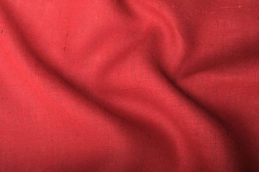 Indianer Jute farbig - 130 cm breit - Rot