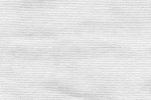 Canvas Baumwollstoff - Uni Weiß
