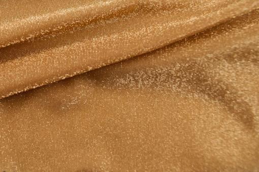Hautstoff - Superstretch - Goldschimmer