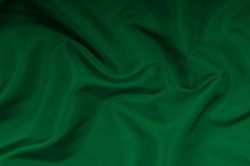 Dekorations Taft Weihnachten - uni - Dunkelgrün Dunkelgrün