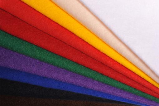 Filz-Bastelpaket 1 mm