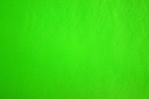 Schaumstoff Neon - Grün