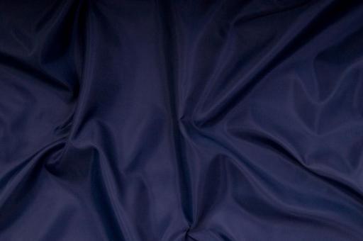 Dekorations Taft Weihnachten - uni - Nachtblau Nachtblau
