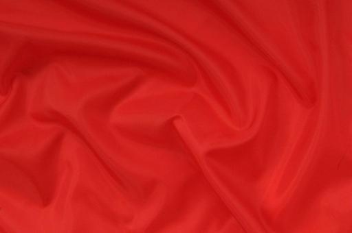 Dekorations Taft Weihnachten - uni Rot