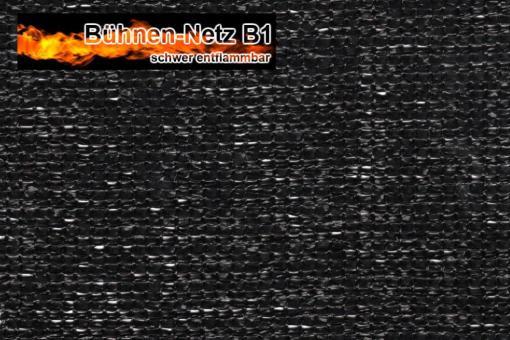 Bühnen-Netz Stage B1 - Schwarz