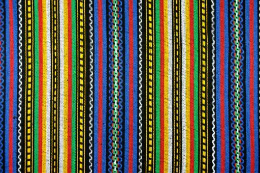 Mexiko Poncho Stoff