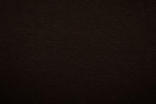 Jersey-Stretch - Dunkelbraun