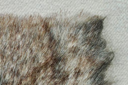 Fell-Imitat - Kaninchen