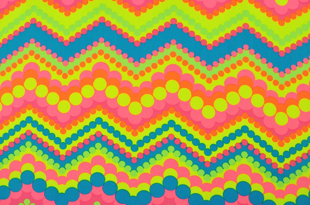 Onlinestoffe.de - Saisonstoffe und Artikel für alle Gelegenheiten    Universalstoff - Neon Hippie   online kaufen 224990a6bd